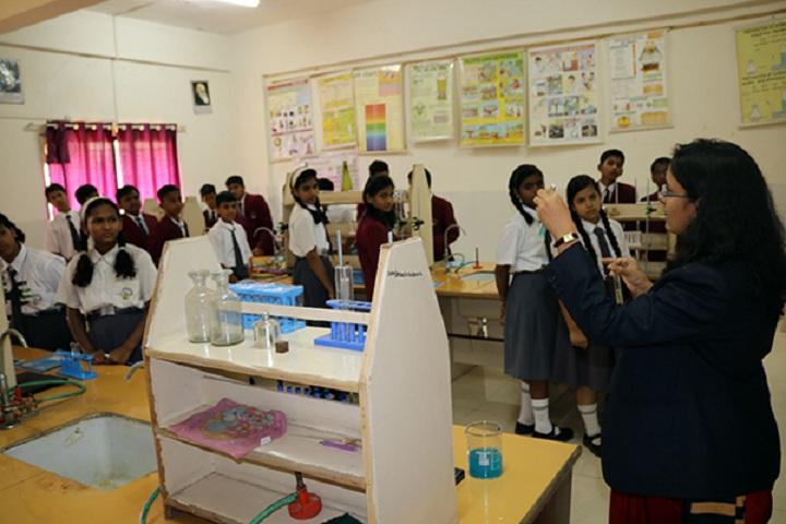 Cygnet Public School New Narhe-Chemistry Lab