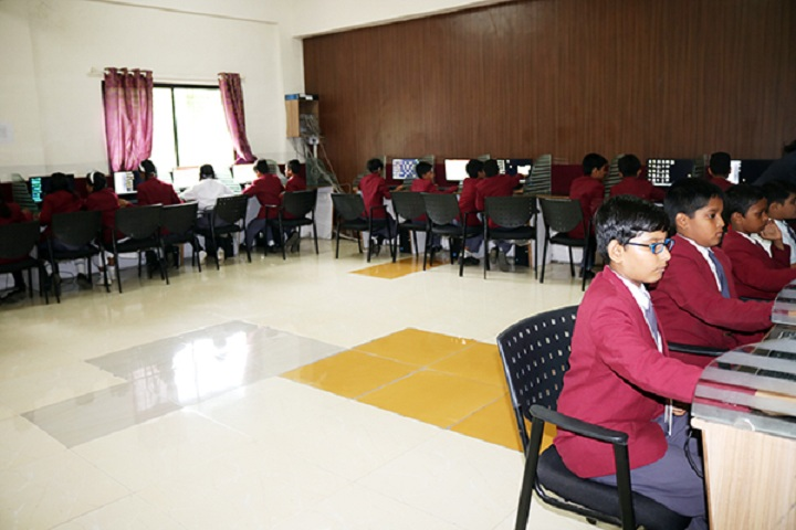 Cygnet Public School New Narhe-IT Lab