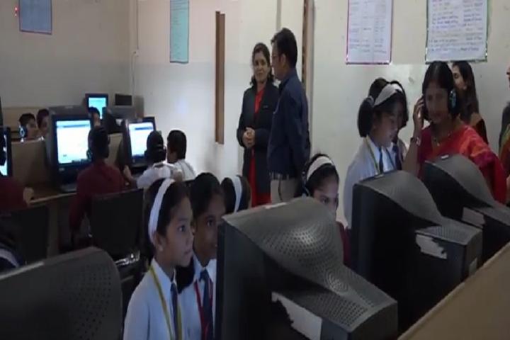 Cygnet Public School New Narhe-Language Lab