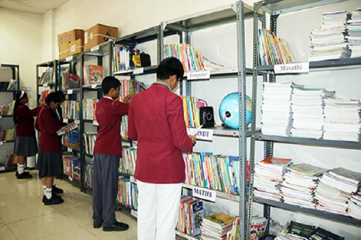 Cygnet Public School New Narhe-Library