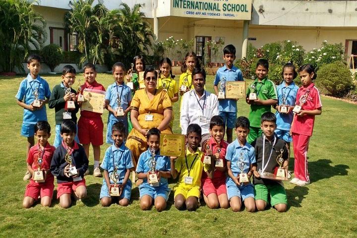 D K T E Society s International School-Achievement