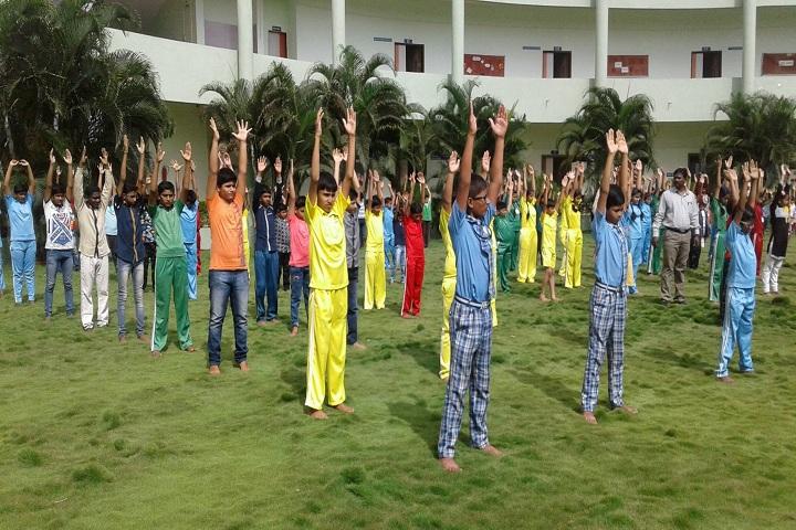 D K T E Society s International School-Yoga