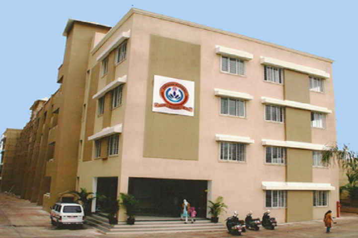 Darshan Academy-Campus-View