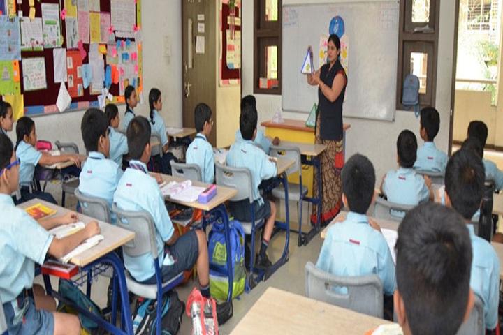 Darshan Academy-Classroom junior