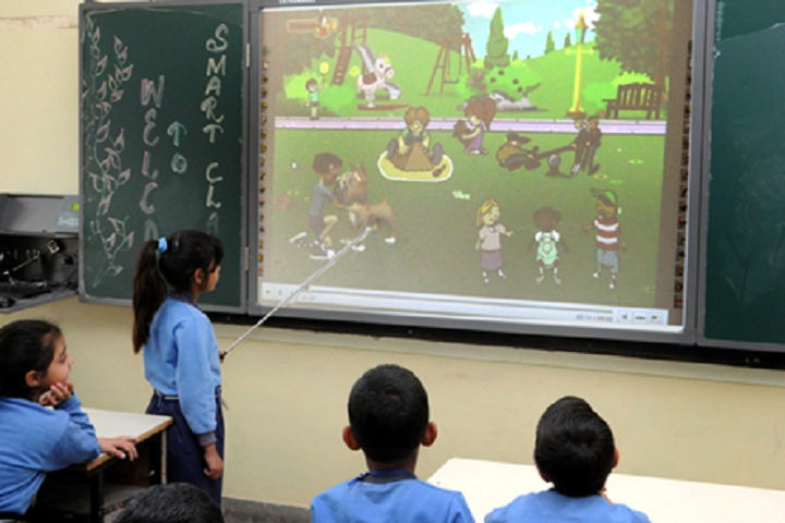 Darshan Academy-Classroom