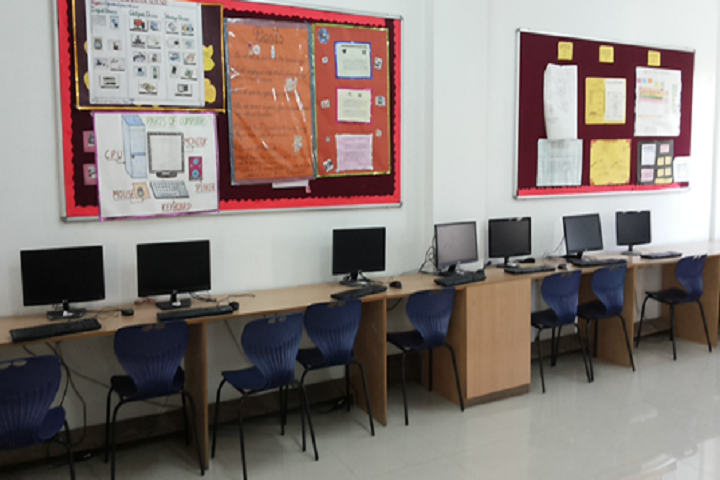 Darshan Academy-IT-Lab full view