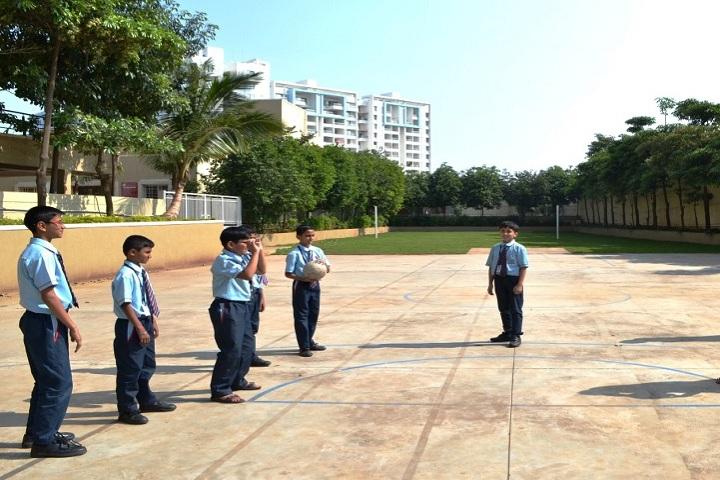 Darshan Academy-Sports football
