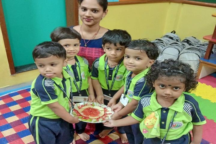 Datta Meghe World Academy-Cooking Activity