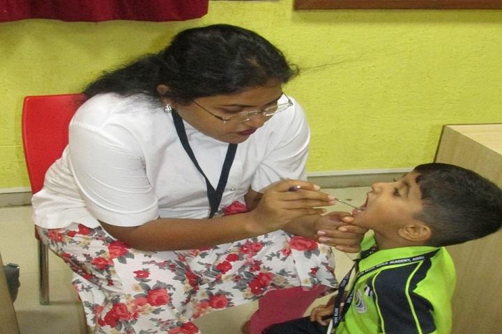 Datta Meghe World Academy-Dental Checkup