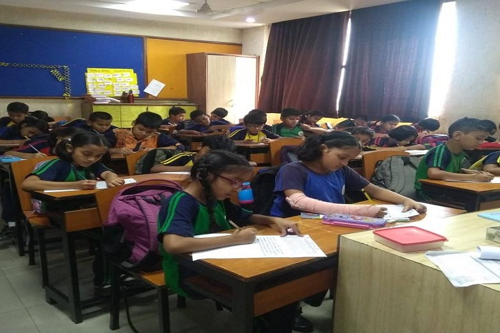 Datta Meghe World Academy-Handwriting Competition