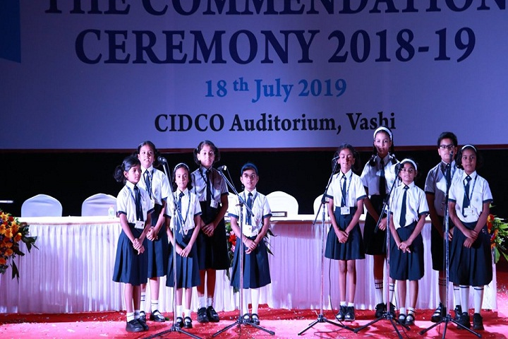 Datta Meghe World Academy-Music Competition