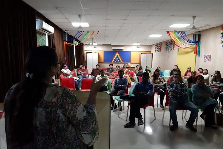 Datta Meghe World Academy-Workshop