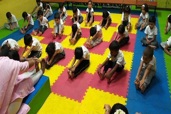 Datta Meghe World Academy-Yoga