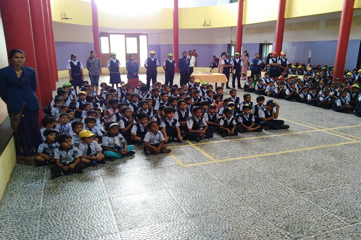 Daulati International English Medium School-Auditorium