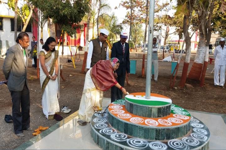 Daulati International English Medium School-Republic Day