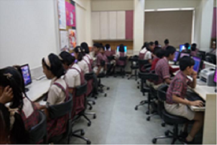 Dav International School-IT Lab