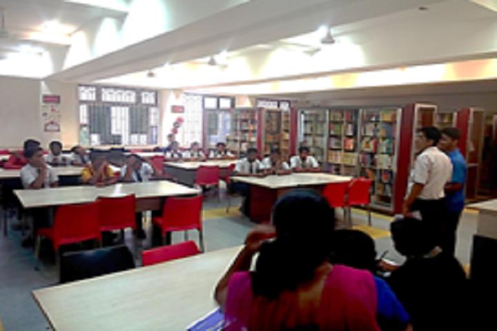 Dav International School-Library