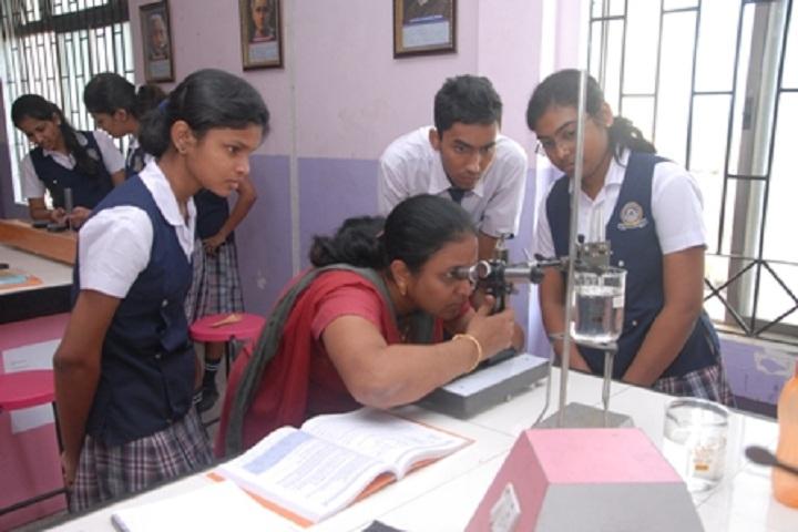 Dav International School-Physics Lab