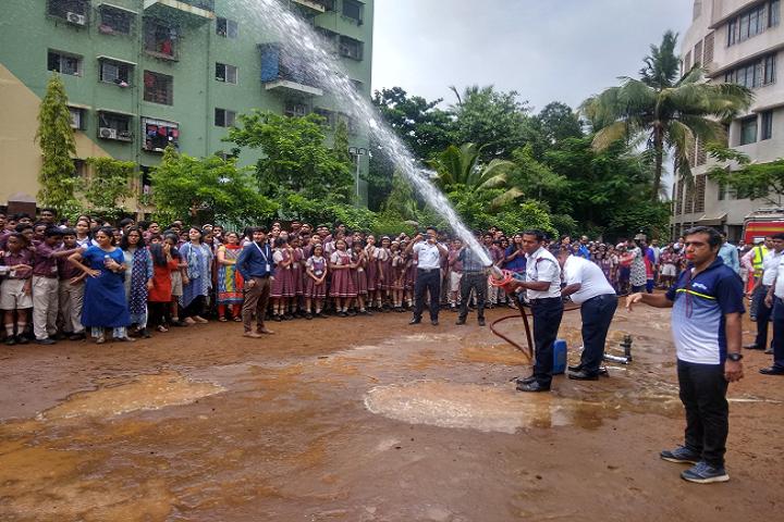 Dav International School-Free Safety Drill
