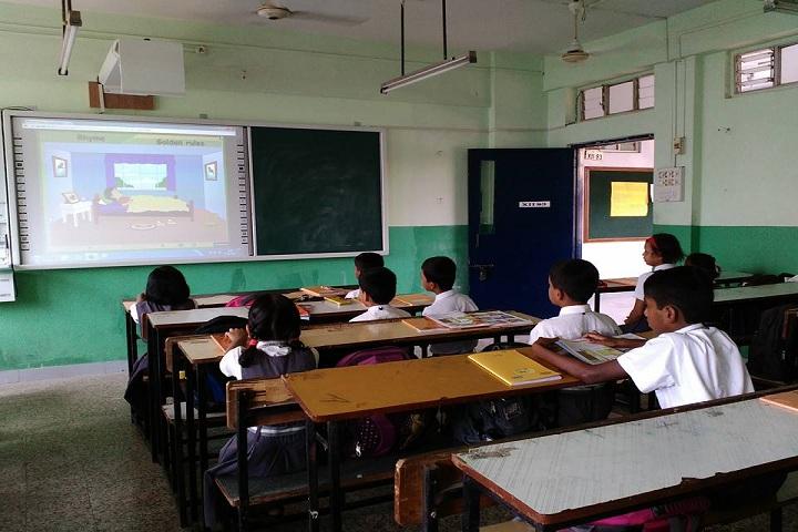 DAV Public School-Smart Classroom