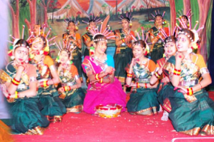 DAV Public School-Cultural Programme