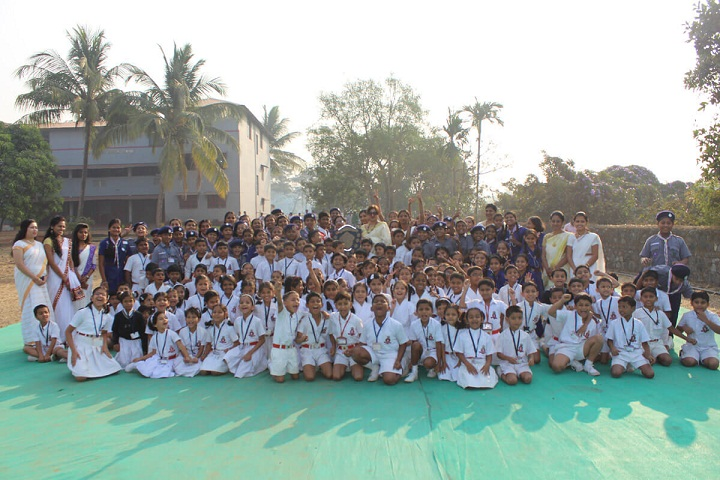 David English Medium School-Group Photo
