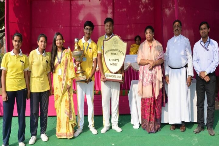 Christ Church Diocesan School-Sports Meet