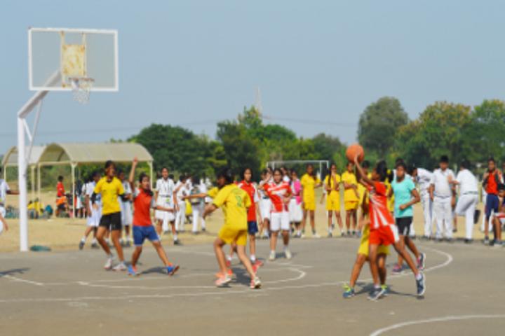 Delhi Public School-Basket Ball