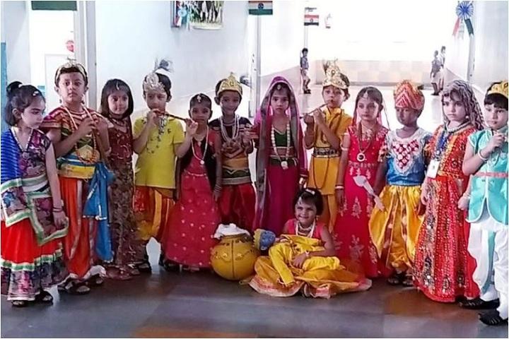 Delhi Public School-Festival Celebration
