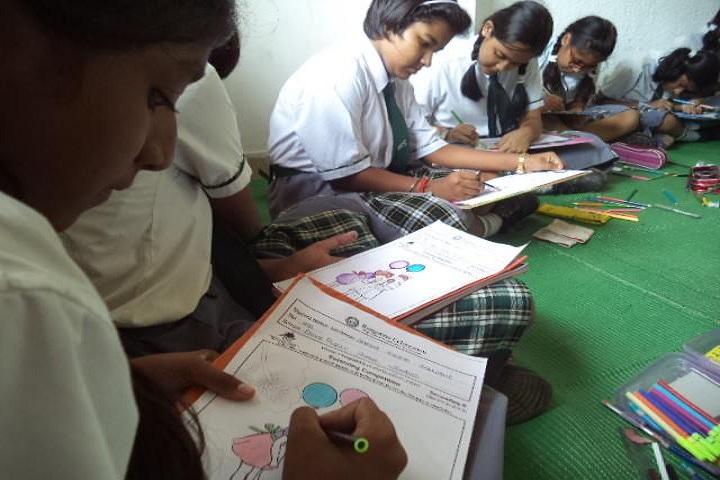 Delhi Public School-Drawing Competition