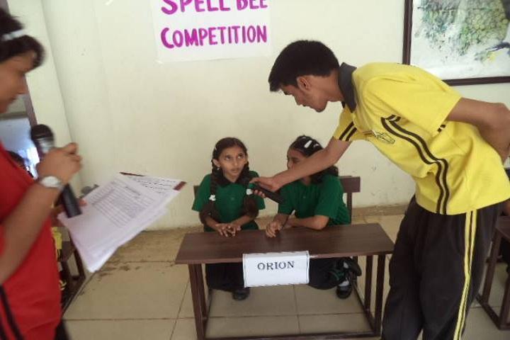 Delhi Public School-Spellbe Competition