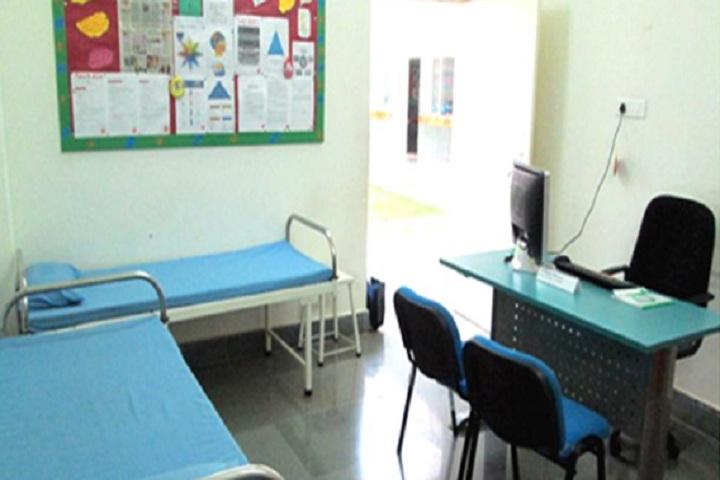 Delhi Public School-Medical Room
