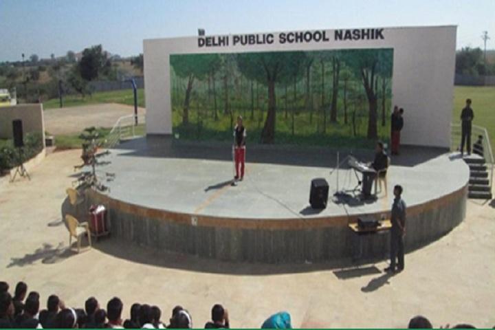 Delhi Public School-Open Theatre
