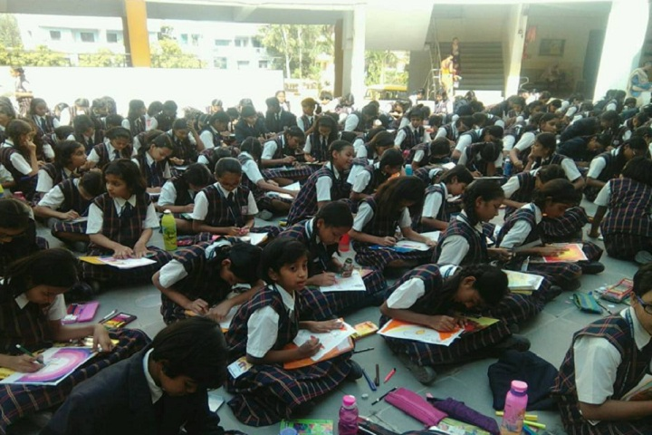 Deogiri Global Academy-Drawing Competition
