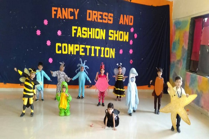 Deogiri Global Academy-Fancy Dress