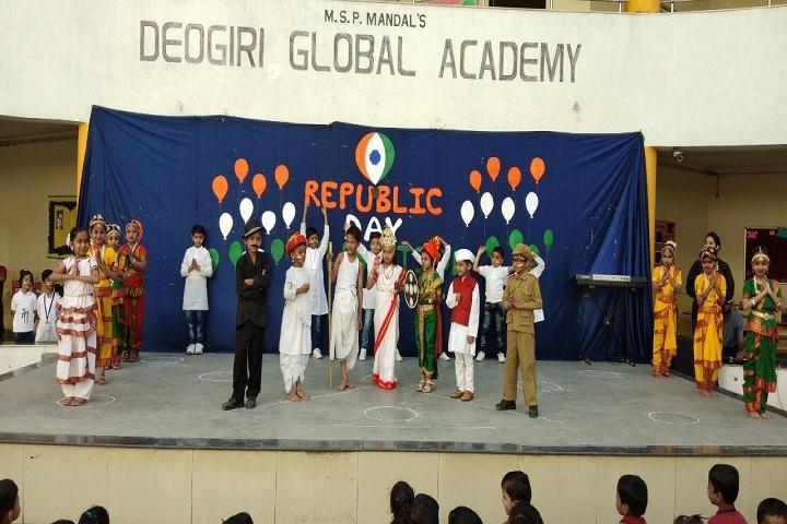 Deogiri Global Academy-Republic Day