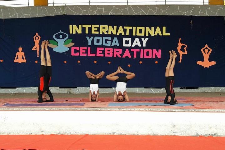 Deogiri Global Academy-Yoga Day