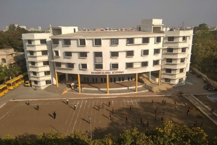 Deogiri Global Academy-Campus Over View
