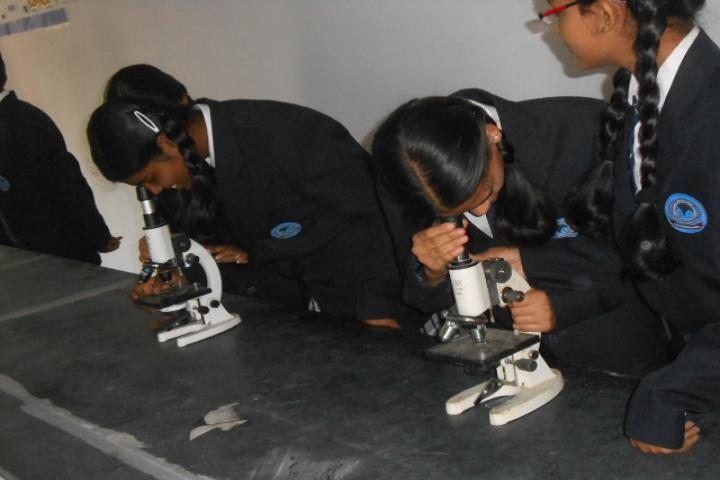 Devyanee International School-Biology Lab