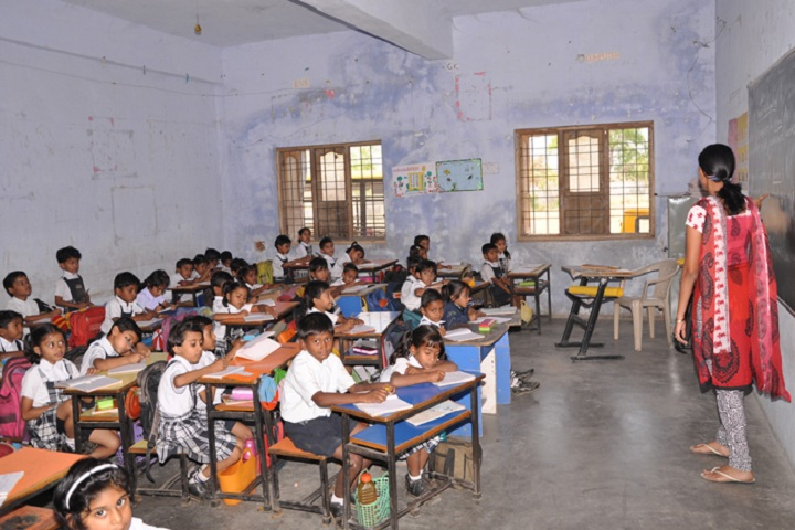 Devyanee International School-Classroom