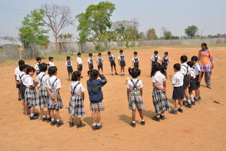 Devyanee International School-Play Ground