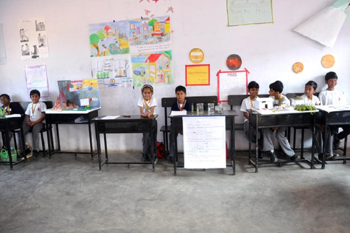 Devyanee International School-Science Exhibition