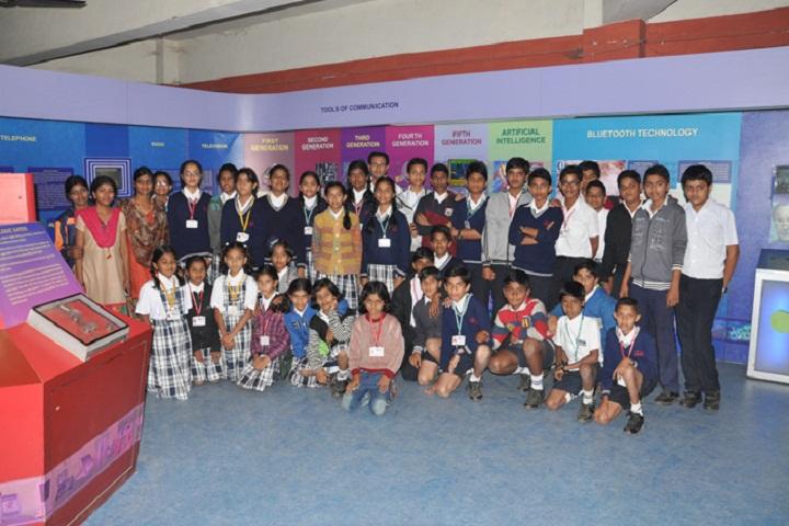 Devyanee International School-Group Photo