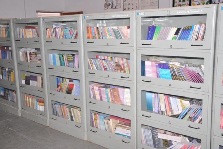 Devyanee International School-Library