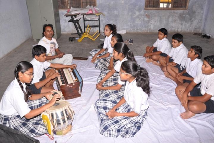 Devyanee International School-Music Room