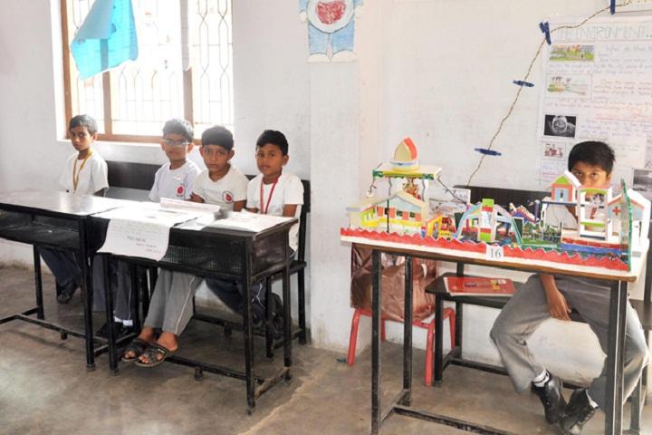 Devyanee International School-School Exhibition