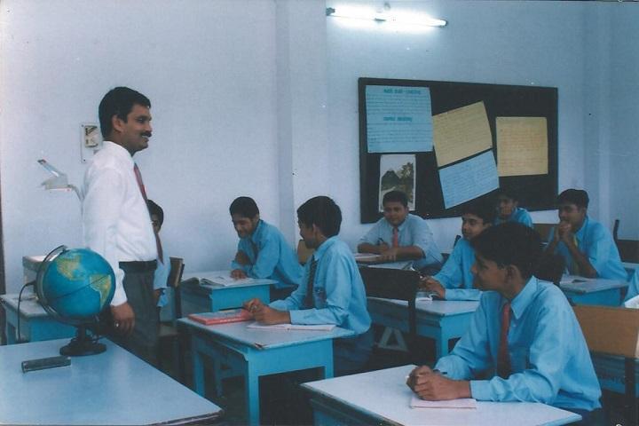 City Central High School-Class Room