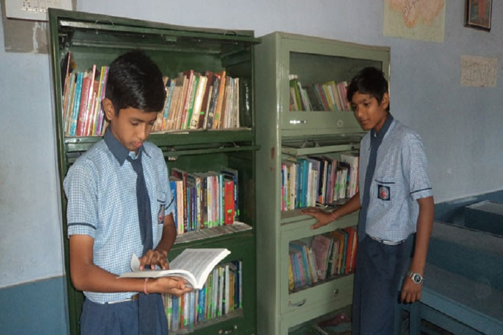 Dilsagram Convent English Medium School-Library