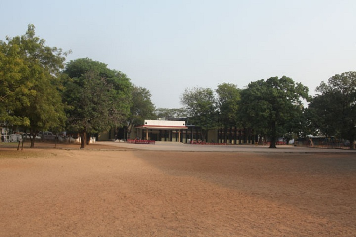 Dilsagram Convent English Medium School-Play Ground