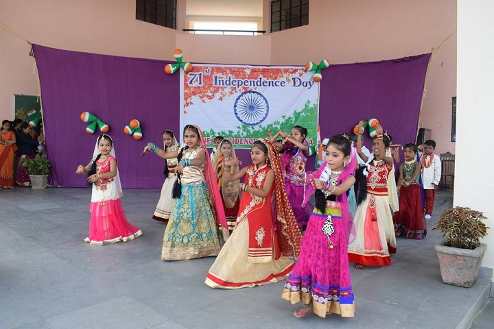 Divine Providence School-Independence Day